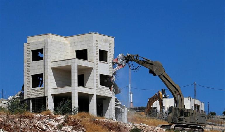 Bachelet denuncia más de 480 desplazados en 2019 por la demolición de viviendas palestinas