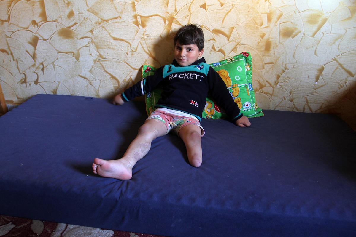 Infancia perdida: la generación más joven de Gaza enfrenta un trauma 5 años después de la última guerra
