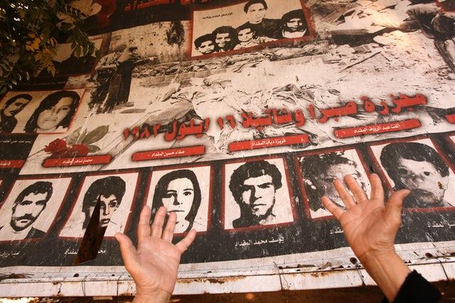 Las masacres de Sabra y Chatila, 37 años de impunidad e injusticia y aún con heridas sin cicatrizar