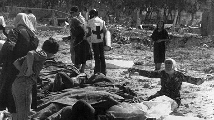 Siete días de horror: De cómo las matanzas de Sabra y Chatila quedaron enterradas con las víctimas