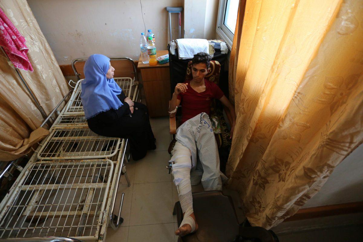 OMS: ataques 'sin precedentes' contra la atención médica por parte de las fuerzas de Israel en 2018