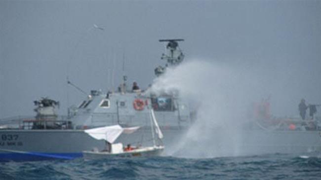 Fuerzas de Israel atacan barcos pesqueros palestinos en Gaza con fuego vivo
