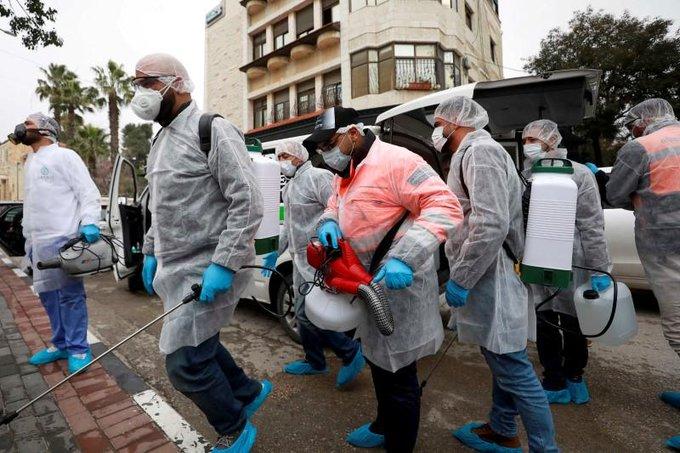 La Autoridad Palestina confirma el primer fallecido en Cisjordania a causa del coronavirus