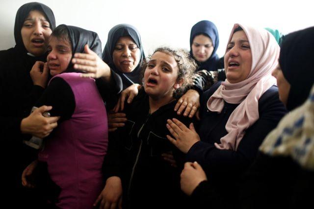 Para Israel, asesinar y derramar sangre palestina es una rutina y práctica habitual
