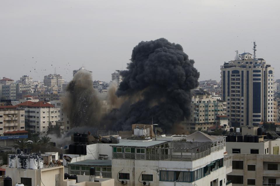 La historia oculta de los ataques de Israel a Gaza