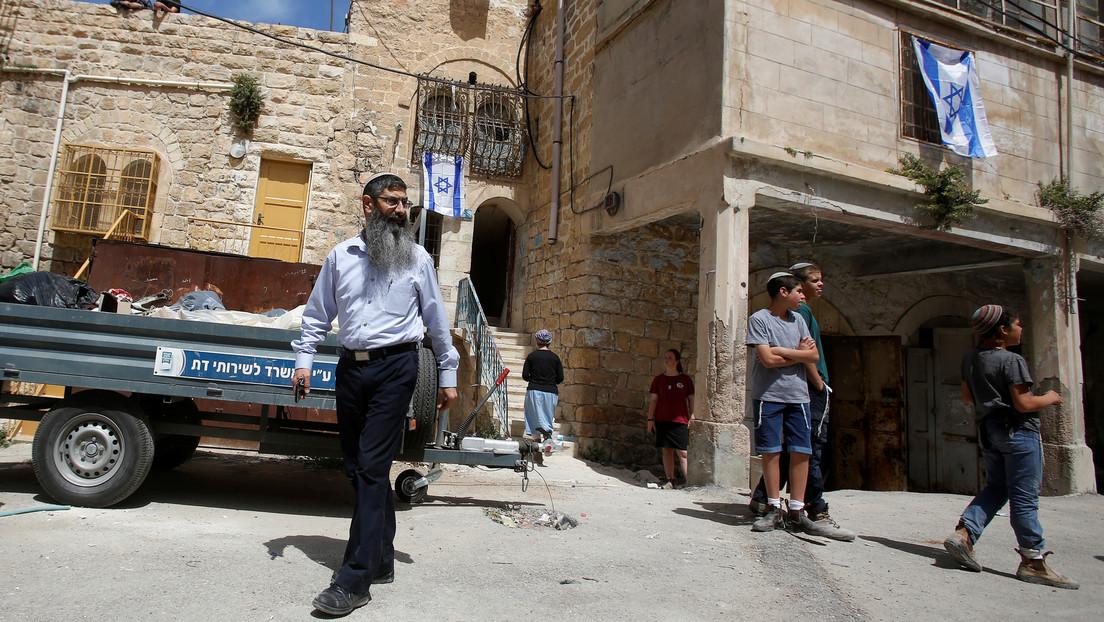 Israel anuncia que duplicará la población judía en Hebrón, la ciudad palestina más grande de Cisjordania