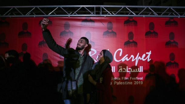 Comienza en Gaza el festival de cine que presenta filmes sobre derechos humanos