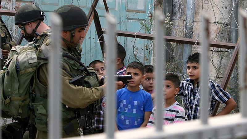 El traslado de menores palestinos desde las cárceles es una 'violación de la ley'