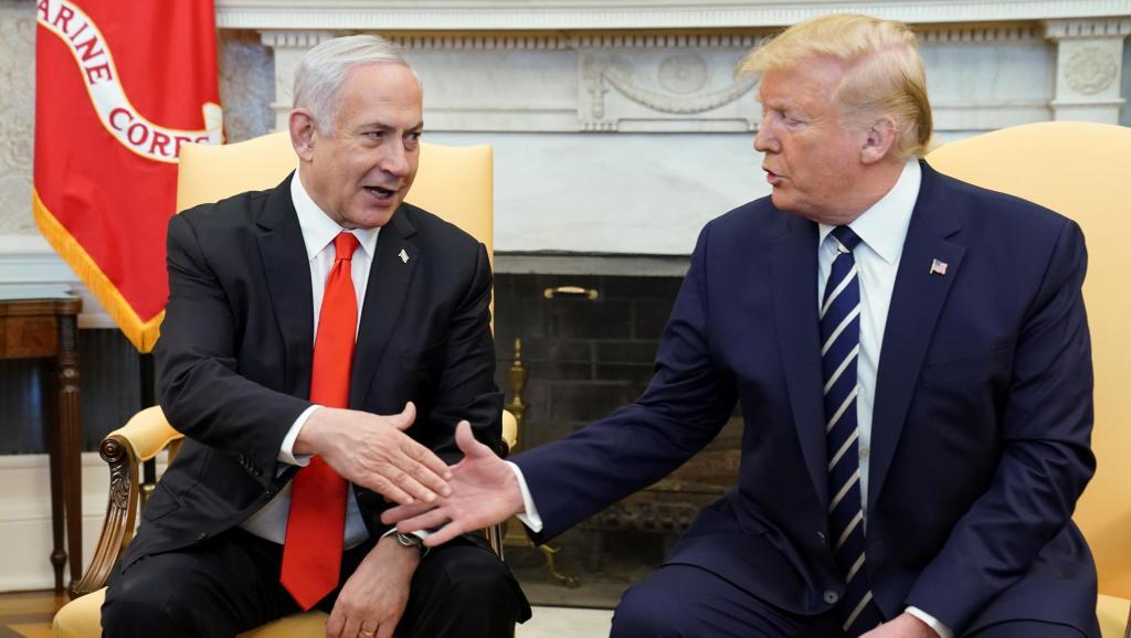 El 'acuerdo del siglo', ¿un plan para conseguir la reelección de Netanyahu?
