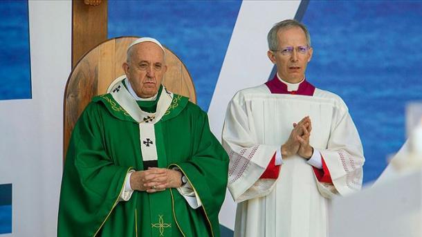 El Papa advierte contra soluciones 'injustas' en Palestina