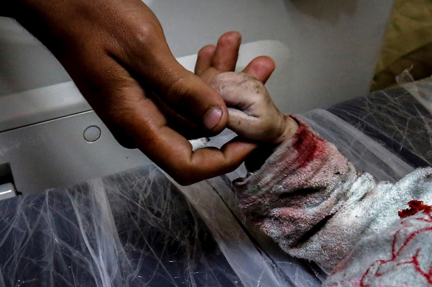 Gaza 2020. Qúe fácil es para el mundo olvidar el dolor palestino
