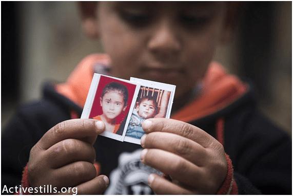 Iba a hablar de niñas y niños palestinos en la ONU, Israel me lo impidió