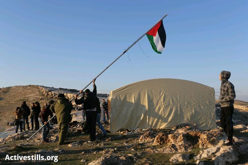 39 la puerta del sol 39 un campamento palestino para for Porque se llama la puerta del sol