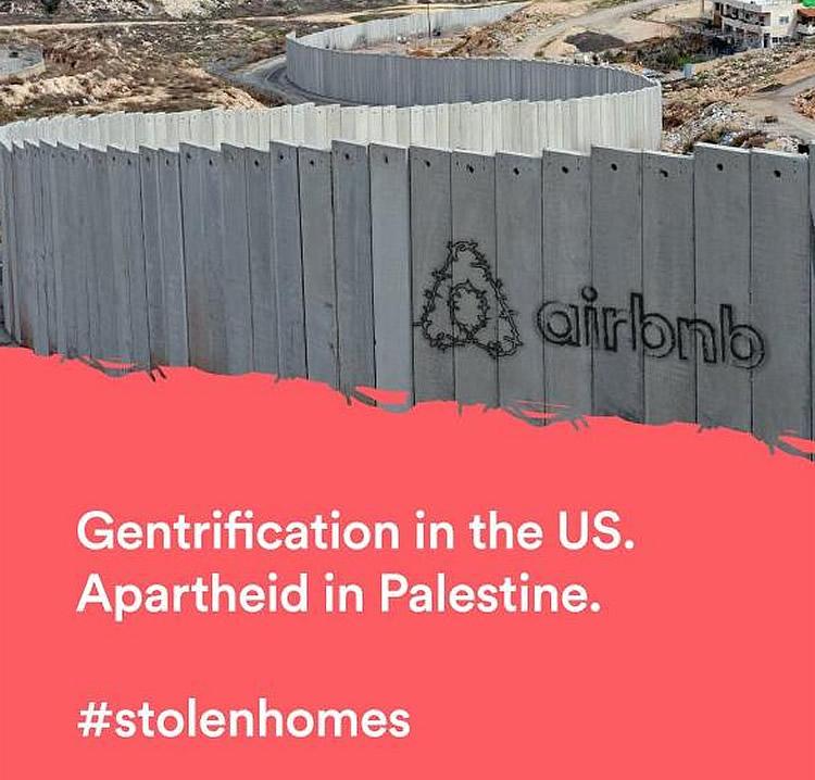 Parlamento de Irlanda denuncia a Airbnb por anunciar deliberadamente las casas de Cisjordania ocupada como si estuvieran 'en Israel'