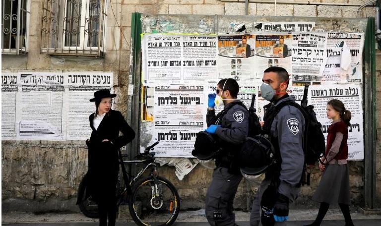Israel: Así se ha beneficiado la extrema derecha de la covid-19