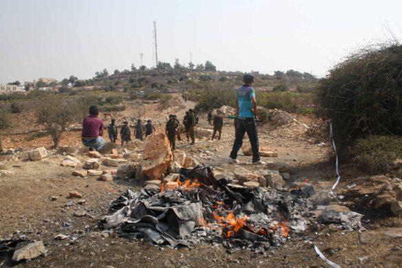 El etiquetado de los productos de los asentamientos solo refuerza la ocupación