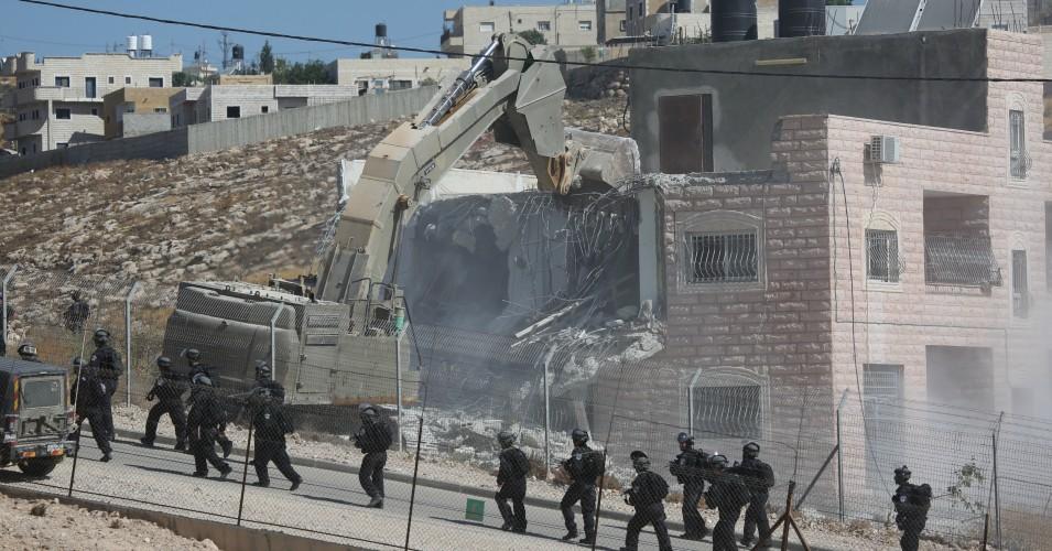 Oficina de Naciones Unidas para la Coordinación de Asuntos Humanitarios OCHA, denuncia destrucción de propiedades palestinas pese a Covid-19