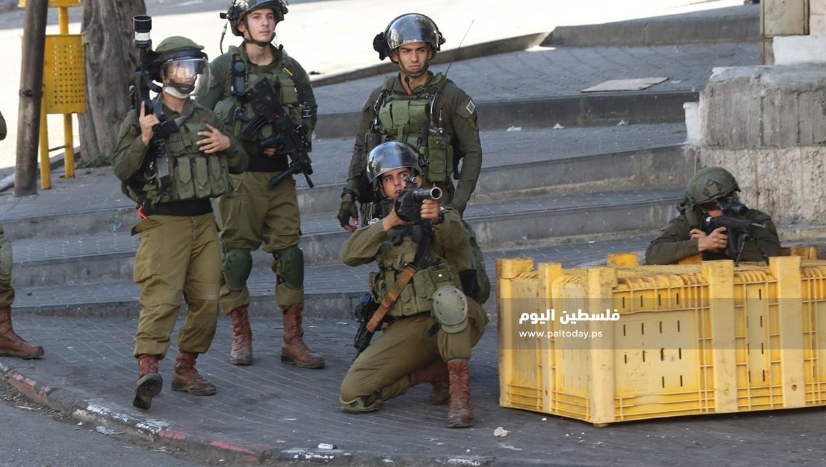 Hoy: Otro niño palestino gravemente herido por balas israelíes