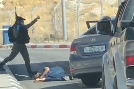 La ejecución 'extrajudicial' de un palestino que no representaba ninguna amenaza en un puesto de control israelí