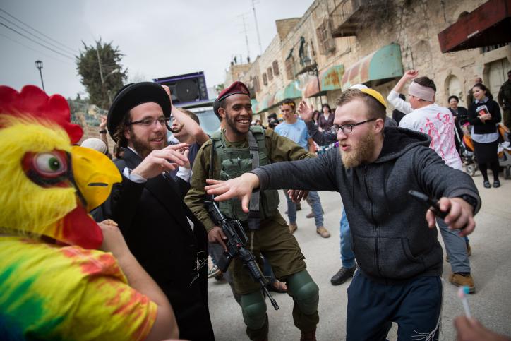 HebronPurim Hadas Parush - Israel: No solo manzanas podridas, un sistema podrido