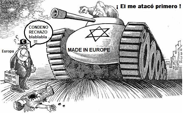 La hipocresía europea: palabras vacías para Palestina, armas letales para Israel