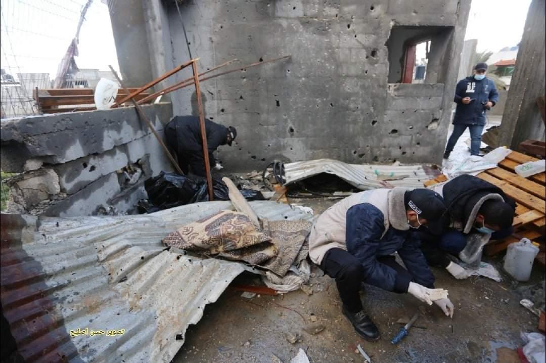 Familia palestina de Gaza, milagrosamente sobrevive a lo que habría sido una masacre por bombardeo israelí