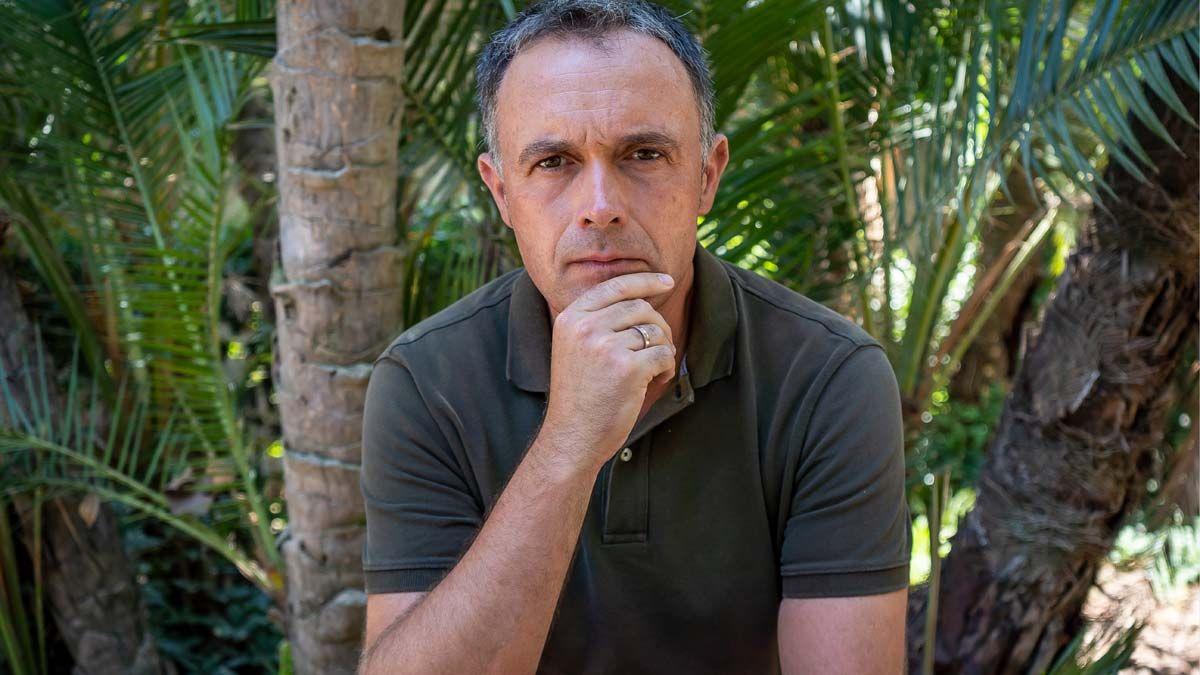 Mikel Ayestaran, periodista: 'Ir a Jerusalén es imprescindible para entender una ocupación en el siglo XXI'