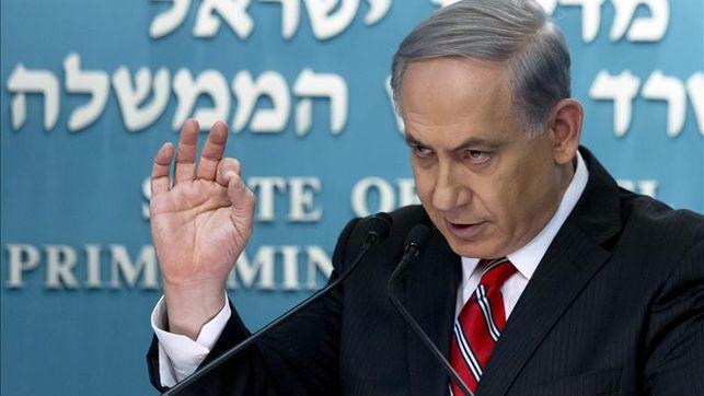 Netanyahu pasa a engrosar los ficheros policiales españoles por el ataque a la Flotilla de la Libertad
