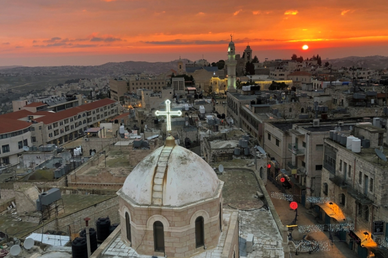 Las Iglesias en Palestina condenan la expansión de los asentamientos ilegales en Cisjordania ocupada