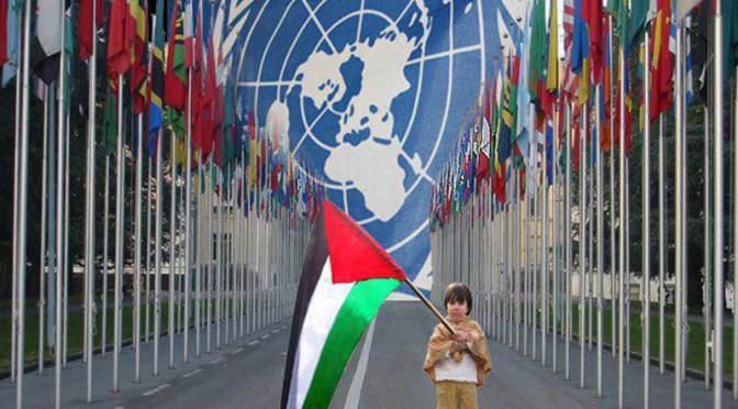Palestina comienza las gestiones en la ONU para la convocatoria de una conferencia internacional de paz