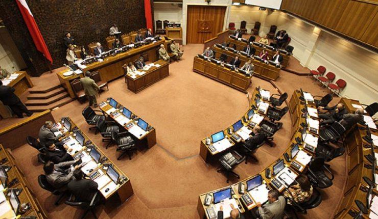 """Chile: Grupo transversal de senadores envía carta a Cancillería rechazando """"anexión que pretende Israel"""" de territorios palestinos e insta a tomar 'medidas concretas'"""
