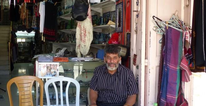 Hebrón, ciudad ocupada y fantasma: El último palestino de Shuhada Street