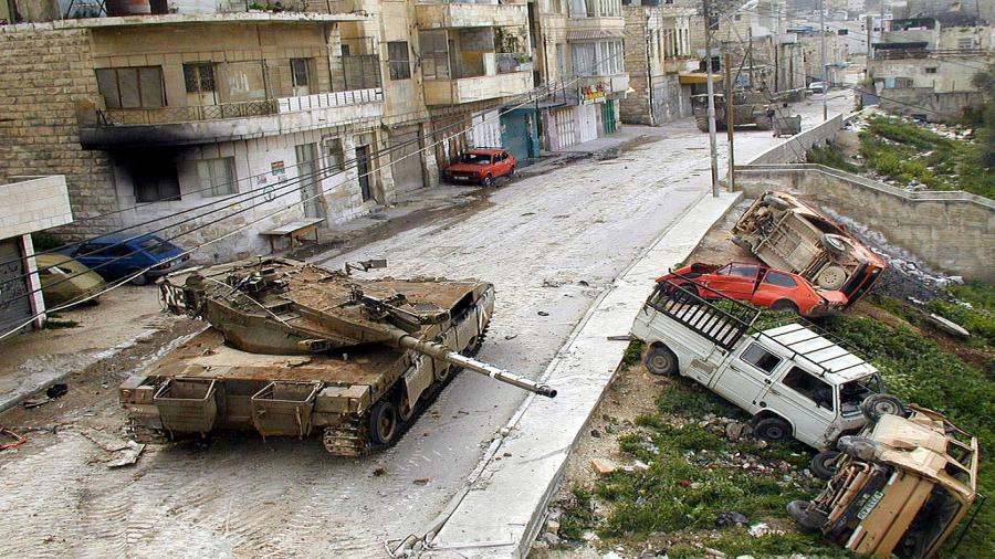 Masacres en Jenin: Justicia tardía para la Brigada de los 'Tanques de la Madre Teresa'